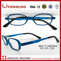 FONHCOO Double Coloured Tr90 Optical Frame With Cheap Stocks For Wholesale