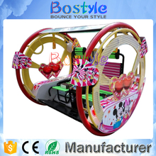 2017 Happy Family Car Entertainment / Swing Car Amusement Equipment For Sale