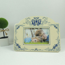 Wholesale Mini Ornate Floral Boy and Girl Photo Frame