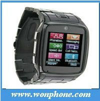 Hot Stainless Steel Wrist Watch Mobile Phone TW810