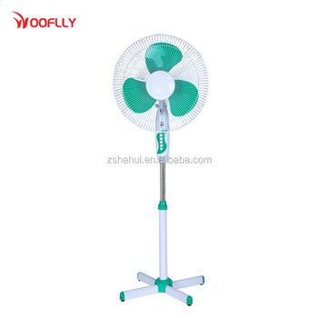 16 Inch Home Appliance Electric Stand Fan With Light
