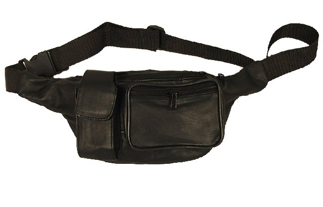 Waist bag / Waist Pouch Bag / Military Waist Bags / Fanny Pack / Leather Waist Bag