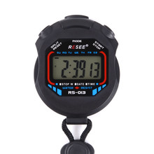 Popular design stopwatch electronic sport timer sports countdown timer