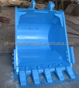 OEM heavy duty bucket for excavator pc200 /pc200-7