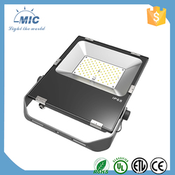 Factory Price aluminum rgb 70w led outdoor flood light
