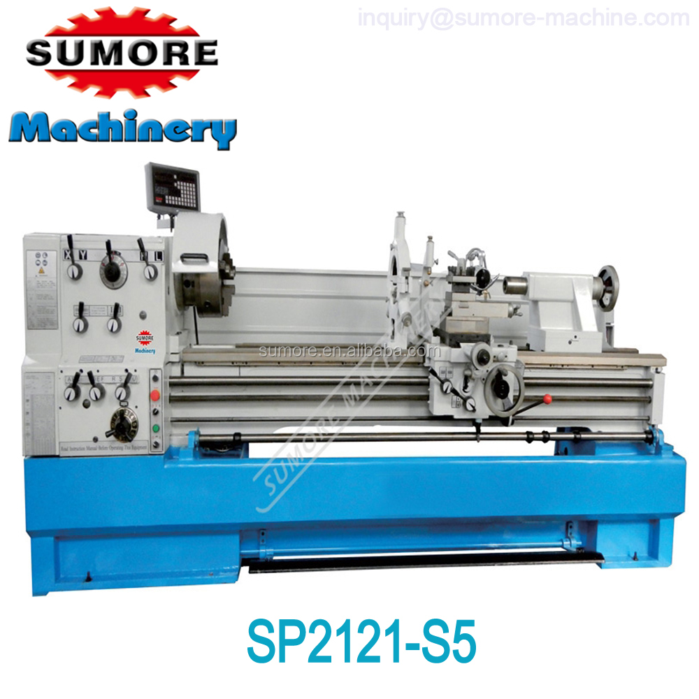 SP2121 horizontal turning lathes