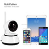 Factory direct built-in wifi module wireless h.264 360 degree camera