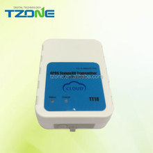 CE and FCC approved temperature and humidity monitoring gprs transmitter