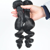 virgin no tangle no shedding send once paid 9a grade unprocessed sassy weave human hair extension
