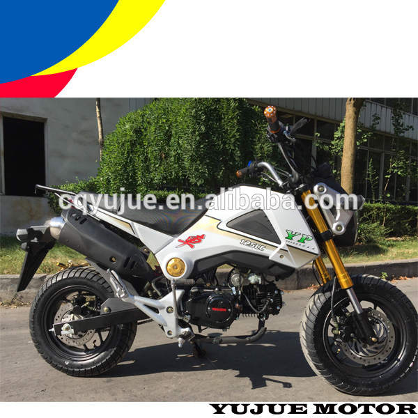 Mini racing monkey 135cc motorbike gas engine