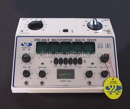 6 Channel Electronic Acupuncture Instrument for Physical Therapy