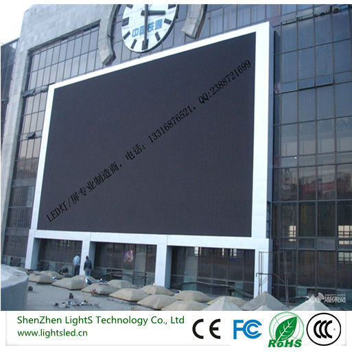 Outdoor Full-color led sign authority
