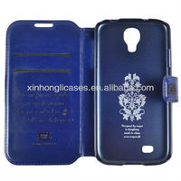 2013 new mobile phone case, luxury leather case cover for Samsung Galaxy S4 IV