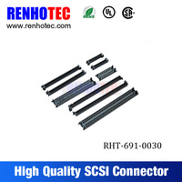 SCSI Connector 14p 20p 26p 36p 100p180Angle Male CN Type