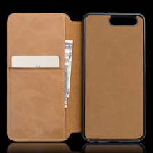Luxury Premium Real Leather Wallet Mobile Phone Case for Iphone 8, for Iphone 8 Case