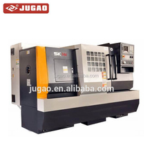 New cnc lathe machine 5-axis mini bench brake metal cnc used lathe machine price