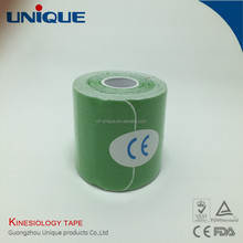 Inspire a Generation with sport goods Athletic tape Kinesiology for Elastic therapeutic taping CE/FDA