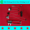 Power line hardware/anchor clamp/wedge tension clamp