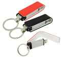 Leather usb flash drive, 8GB Udisk, 1gb usb flash drives
