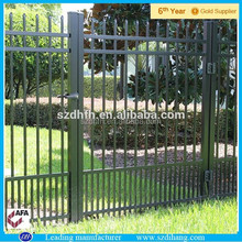 Used Wood Fencing for Sale, Clear Panel Fence Panels/Second Hand Palisade Fencing for Sale