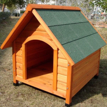 Factory good quality wooden house dog