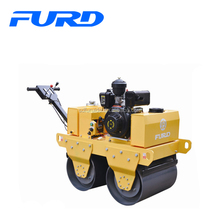 High Gradeability Double Driving Vibratory Road Roller (FYL-S600C)