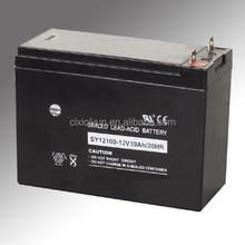 Rechargeable Lead Acid Battery Plate with 12V 10AH