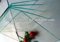 1.5mm-2.7mm Clear Sheet Glass