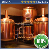 500gal red copper alcohol distiller distillation equipment still manufacturers for sale