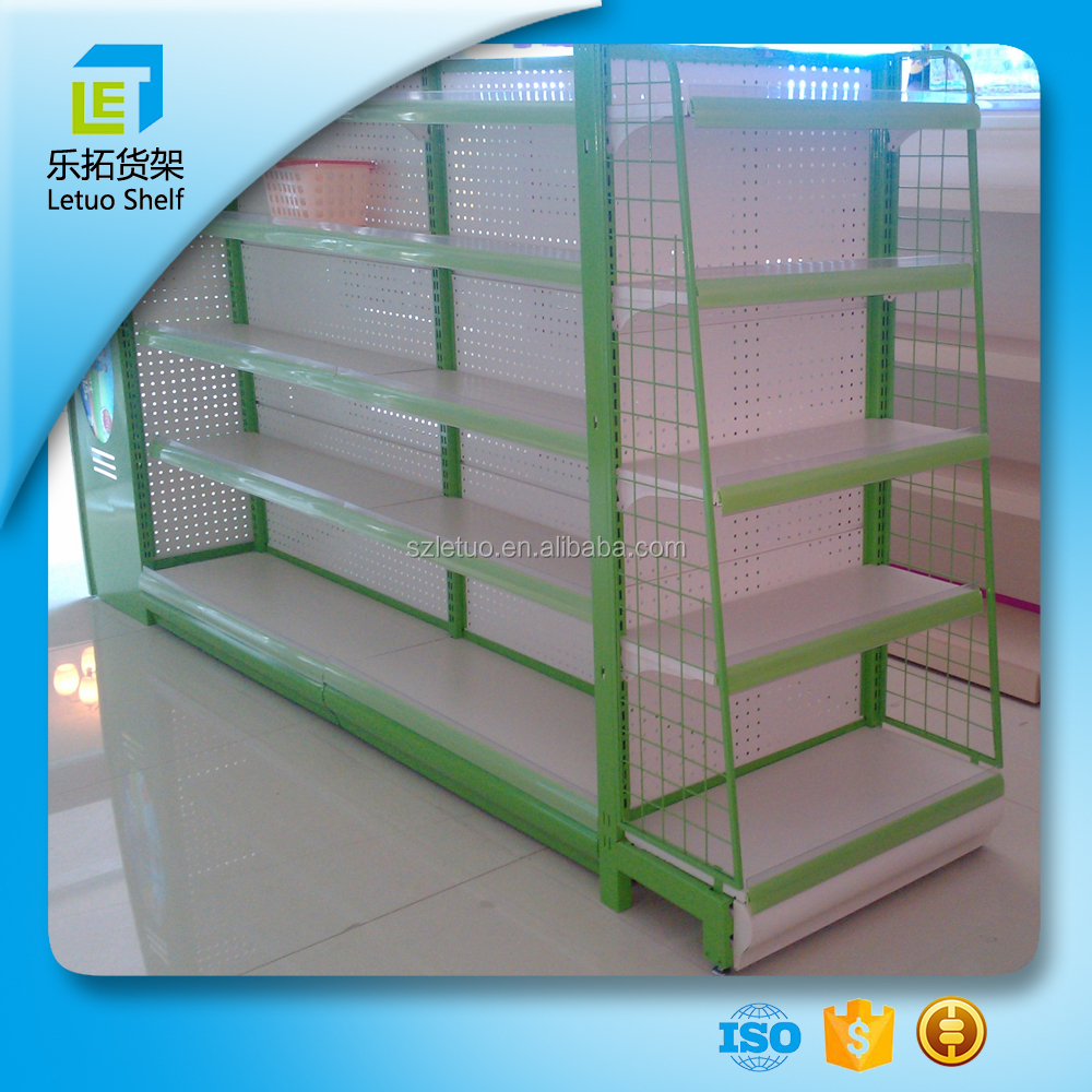 2017 New boutique retail store acrylic display racks and shelves manufacturer 2 liter bottle rack