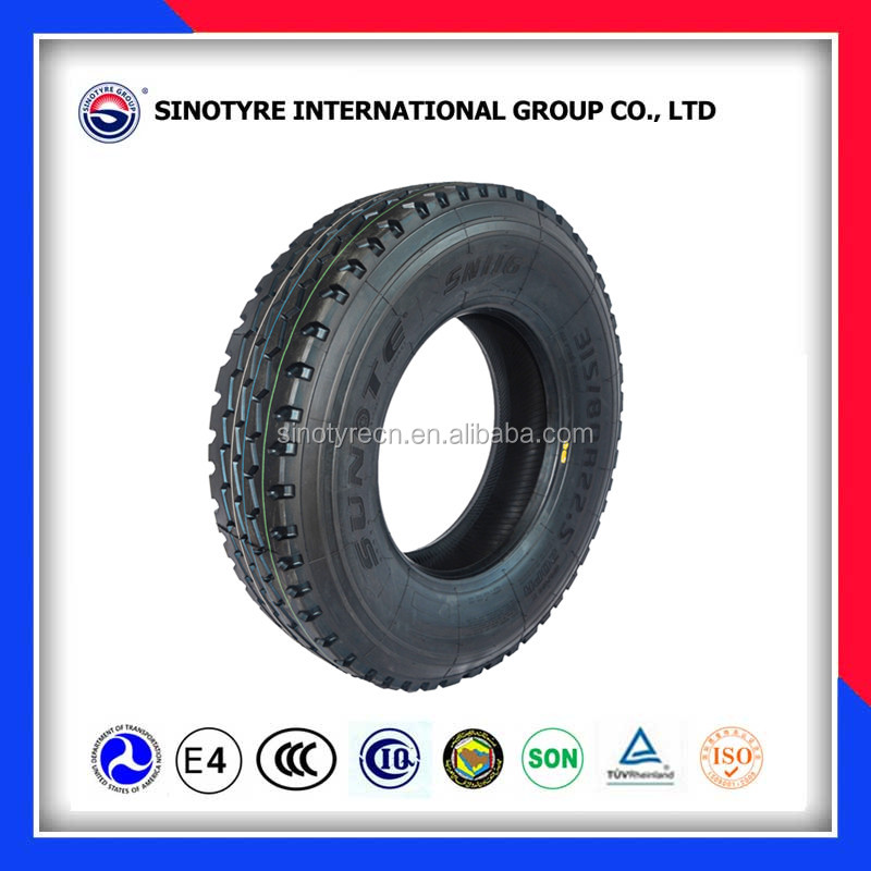 china new truck tyres 385/65r22.5 22pr for korea market.