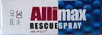 Allimax Rescue Spray 30ml $5.00 off retail anti-microbial agent