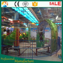 Family play amusement fun fair rides animal kiddie rides