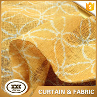 new design 100% polyester net fabric for curtain