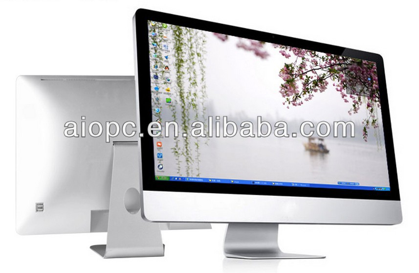 all in one desktop pc/thin client all in one pc(factory/manufacturer)
