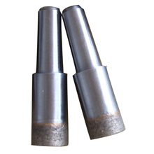 Sintered Thread Shank Diamond Core Drill Bit for Glass Drilling Cutting , factory price diamond drill bits