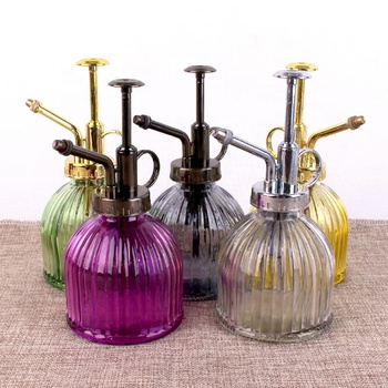 Small Capacity Clear Glass Soap Dispenser hand washing glass Bottle