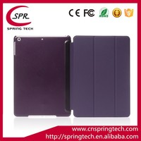Folding PU pad housing case for Ipad mini 3