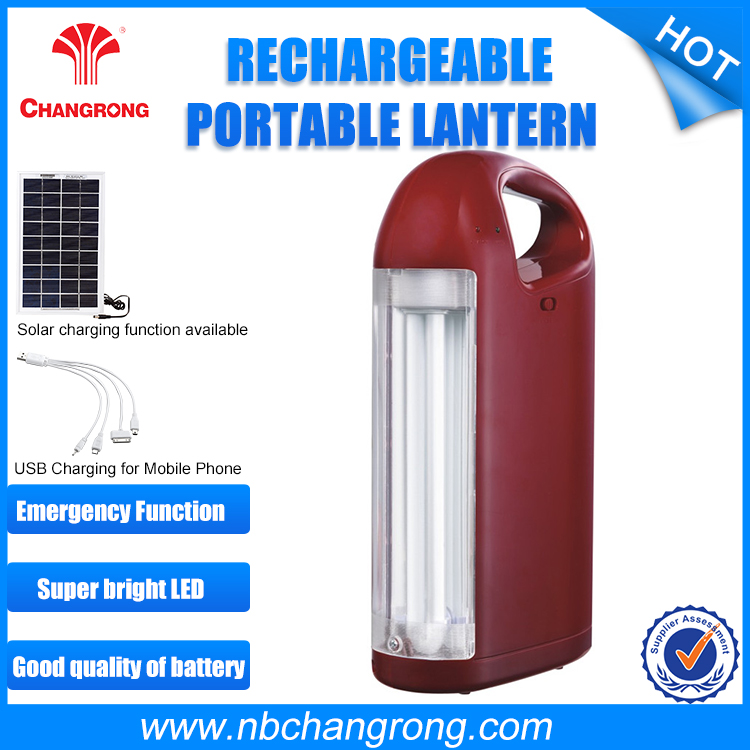 rechargeable lantern 11w fluorescent tube lighting portable lamp