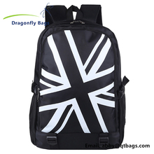 Large capacity polyester outdoor sports leisure bagpack for teenager