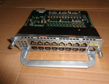 Cisco NME-16ES-1G-P 16-Port PoE EtherSwitch Module for 2821 / 3825 router