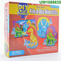 Puzzles for 3 Year Old, Dinosaur Puzzle Toys for Age 3 Years Old Kids, Boys, Girls Toddlers and Children, Top Birthday and Educa