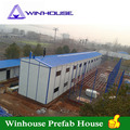 Hot Sale Prefab House Low Cost Temporary House Sandwich Panel K House