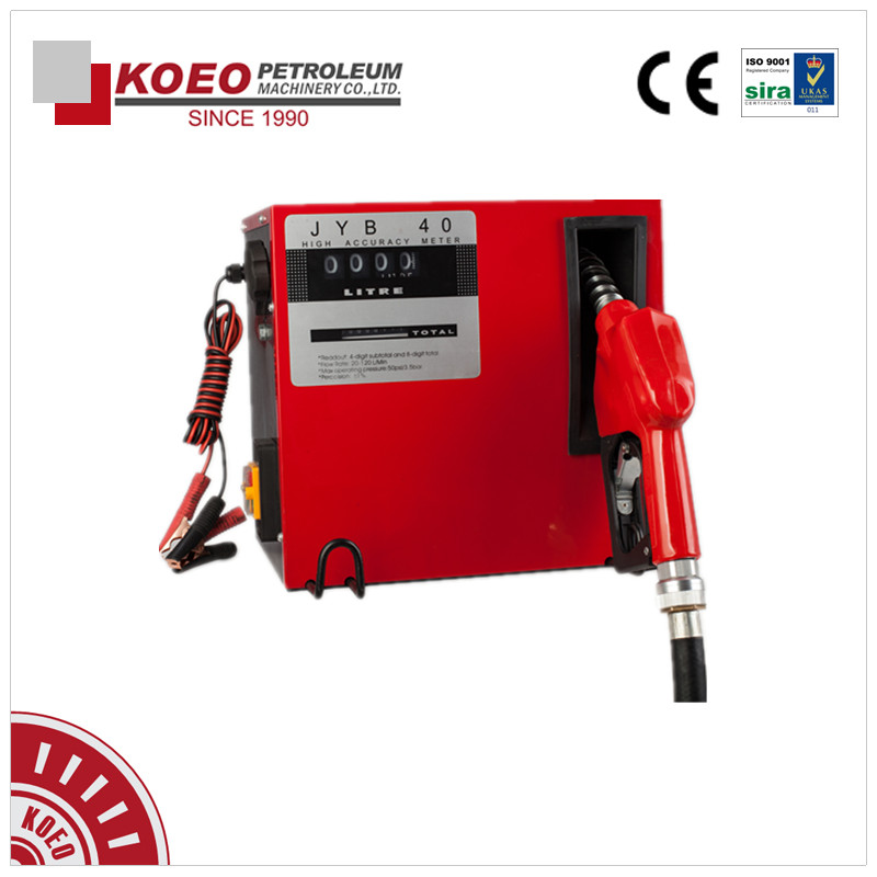 220v and 110v moveable fuel transfer system / Moveable type electric fue transfer pump unit / Moveable fuel dispenser