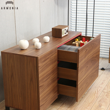 Living Room Wooden Bedroom Cabinet Chest Of Drawers Furniture