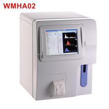 WMHA02 Auto Hematology analyzer for horse, camel, rat, mouse, rabbit, dog, cat, pig, cow, cattle, sheep, goat and so on