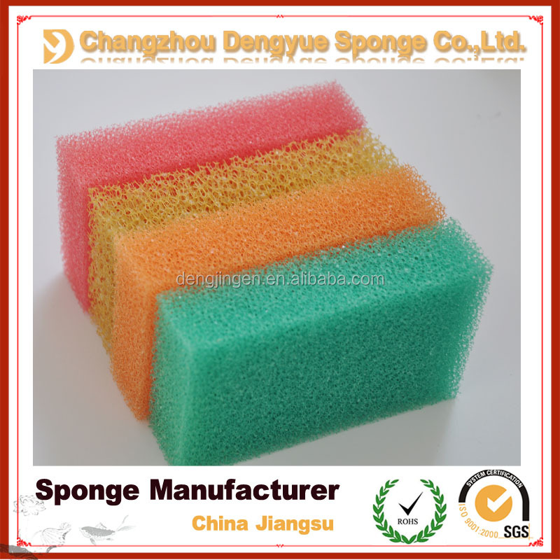 eco-friendly light washable fish tank/air conditioner Cleaning filter sponge