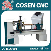 high efficiency automatic lathe machine wood lathes made in taiwan cnc lathe small