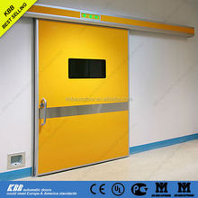 hospital hermetic automatic door from China factory with low price with motor aluminum frame