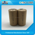 10Ah NiMH D 1.2v rechargeable battery cell for medical device